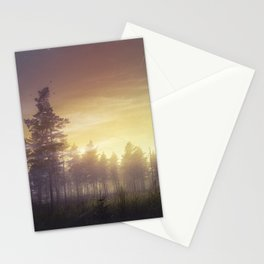 They told me you were here Stationery Cards