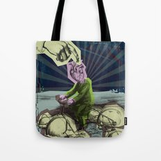 Lost in your mind Tote Bag
