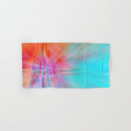 Abstract Big Bangs 002 Hand & Bath Towel