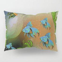 Tropical Fish Pillow Sham