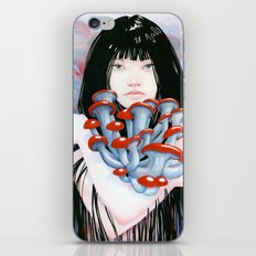 Collective Embrace iPhone & iPod Skin