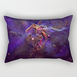 ALTERED Hubble 20th Anniversary Rectangular Pillow
