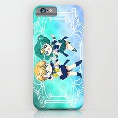 Chibi Sailor Uranus & Neptune iPhone 6s Slim Case