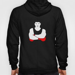 Boxing champion Hoody
