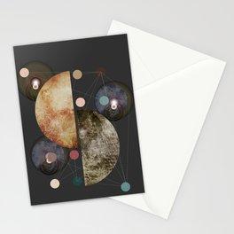 FUTURE UNIVERSE DARK Stationery Cards