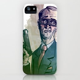 Magnate iPhone Case