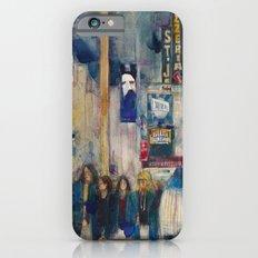 Phantom of the Opera New York Theatre District _ (2014) Watercolor  iPhone 6s Slim Case