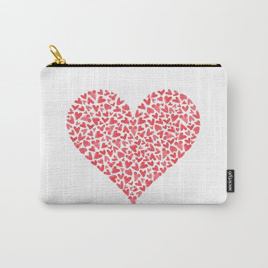 Heart Within  Carry-All Pouch