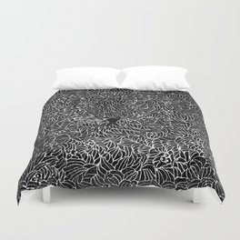 Owl in a Coma Duvet Cover