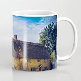 English Country House Coffee Mug