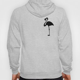 Angry Animals: Flamingo Hoody