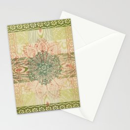 Monoprint 12 Stationery Cards