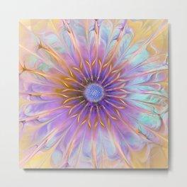 Flower of Fairies Metal Print