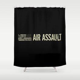 Black Flag: Air Assault Shower Curtain