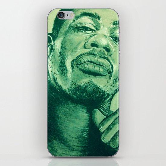 didier morville alternative green! iPhone & iPod Skin