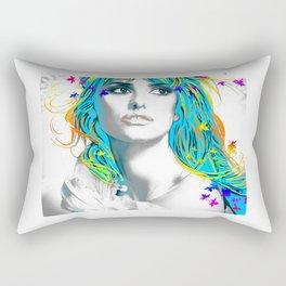 Pop-Art Fantasy 1 Rectangular Pillow