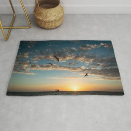 Freedom and Tranquility Rug