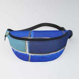 Blue Hues Fanny Pack