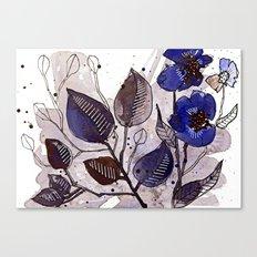Floral 22 Canvas Print