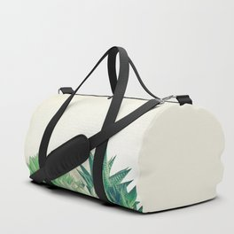 Succulent Forest Duffle Bag