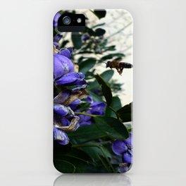 Happy Worker iPhone Case