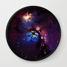 M 78 Nebula Wall Clock