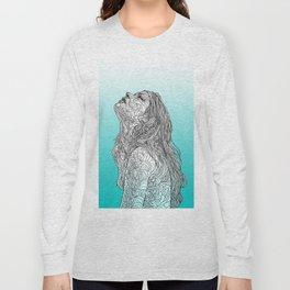 Sketch of Tender Hope Long Sleeve T-shirt