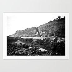 La Push Beach #2 - La Push, WA (2) Art Print