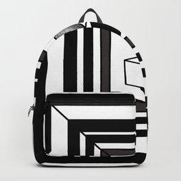 heart maze . Backpack