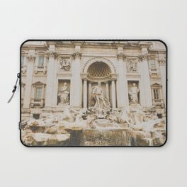 Fontana di Trevi Laptop Sleeve