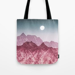 Unstoppable moon Tote Bag