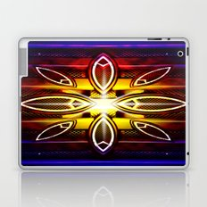 Abstract metal 1 Laptop & iPad Skin