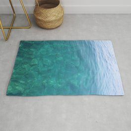 The Turquoise Coast Rug