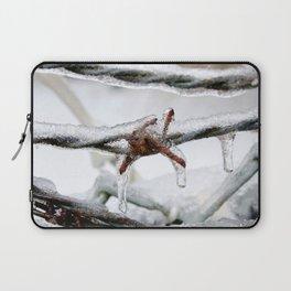 Frozen Wire Laptop Sleeve