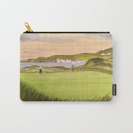 Royal Portrush Golf Course 5th Hole Carry-All Pouch