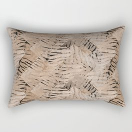 Tiger velvet Rectangular Pillow