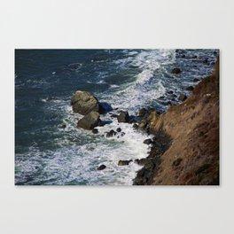 Muir Beach Overlook III Canvas Print
