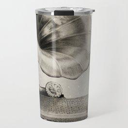 The Chimney Sweep (Monochrome) Travel Mug
