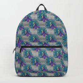 2017 Blue Mermaid Backpack