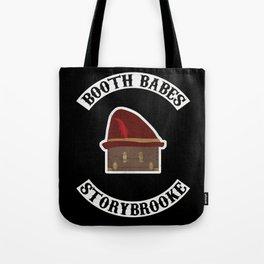 Booth Babes (Fake Motorcycle Club) Tote Bag