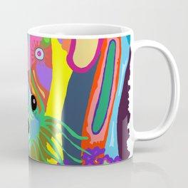 Trippy Squid Coffee Mug