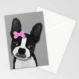 Boston Girl Stationery Cards