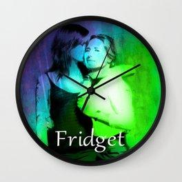 FRIDGET Wall Clock