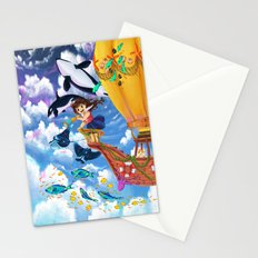 The Sea Wanderer Stationery Cards