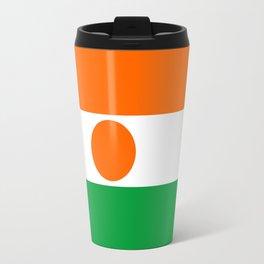 niger country flag Travel Mug