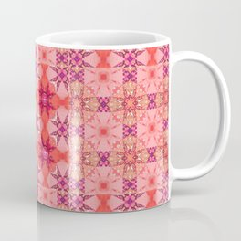 Digital Patchwork Inspiration Coffee Mug