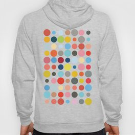 Tangled Up In Colour Hoody