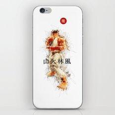 Street Fighter II - Ryu iPhone & iPod Skin