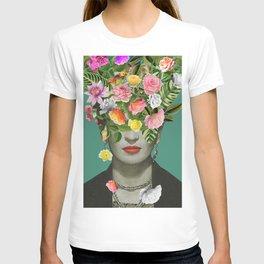 Frida Floral T-shirt