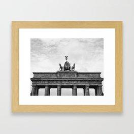 Berlin, Germany Framed Art Print